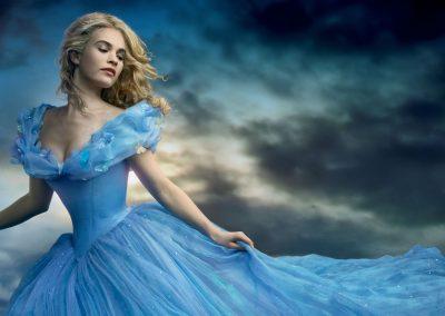 Strong from Cinderella arrangement by Jarrod Radnich