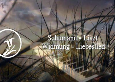 Schumann/Liszt – Widmung/Fruhlingsnacht