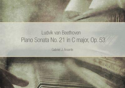 Piano Sonata No. 21 in C major, Op. 53 – II. Introduzione. Adagio molto