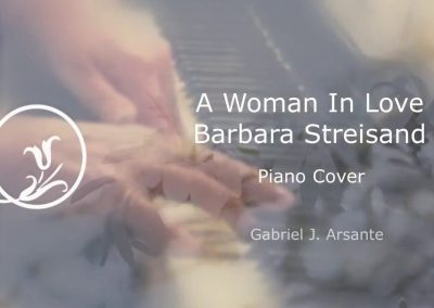 A Woman In Love – Barbara Streisand