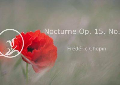 Nocturne Op. 15, No. 2 – Frédéric Chopin