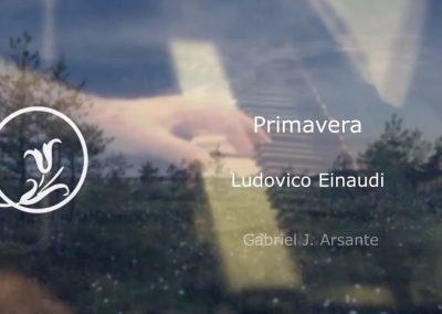 Primavera – Ludovico Einaudi