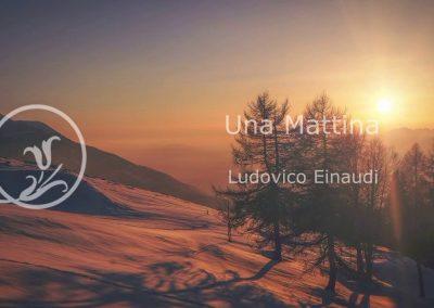 Una Mattina – Ludovico Einaudi – Cover