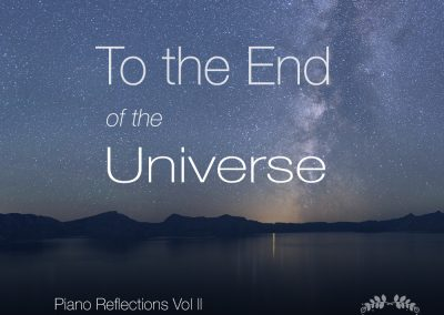 To The End of the Universe